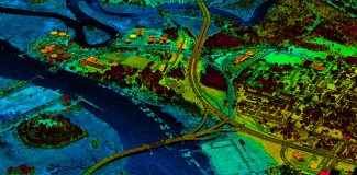 QL2 LiDAR for 14,500 Square Miles