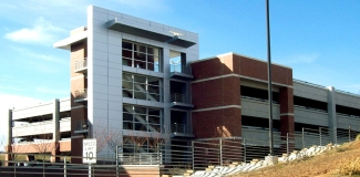 NCSU Centennial Biomedical Campus Parking Deck