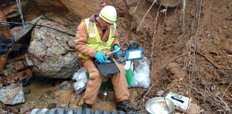 Site Sampling and Characterization