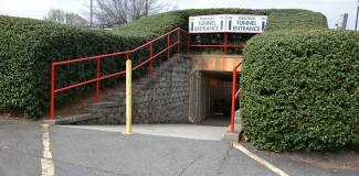 Briar Creek Road Pedestrian Tunnel