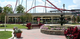 Carowinds Picnic Pavillion