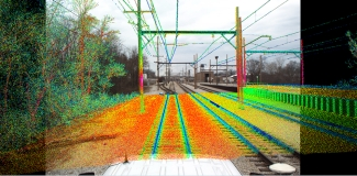 Mobile LiDAR Pointcloud and Imagery