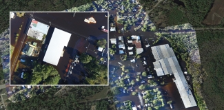 UAS Flood Inundation Imagery Collection